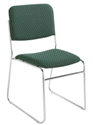 NPS Signature Lightweight Stack Chair with Contoured Seat