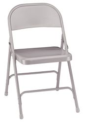 Standard All-Steel Folding Chair