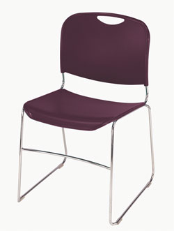 NPS Hi-Tech Ultra-Compact Stack Chair