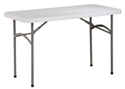 24  x 48  Lightweight Plastic Folding Table