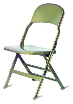 Clarin All Purpose Steel Folding Chair