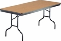 30  Wide Plywood Folding Tables