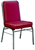 OFM Comfort Class Stack - Pew Style Chair with Vinyl Upholstery