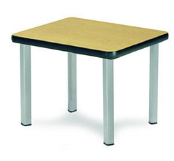OFM Reception End Table with Marproof Laminate Top