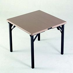 Al-u-lite Square Card Tables (A304IFL, A3636IFL)