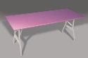 Alu-lite MardiGras 36  Wide Tables (M366WL, M368WL)